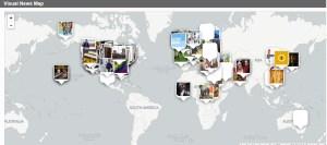 news map website