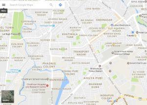 My Maps Map Explore