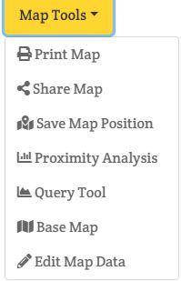 Create and Share Custom Maps - Add on Website, Social Sites Share