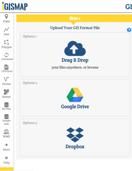 Convert Shapefile SHP to PDF
