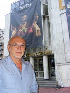 Negrescu, reconfirmat la şefia teatrului târgujian