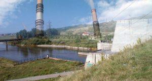 Termo Rovinari afectată de criza de apă