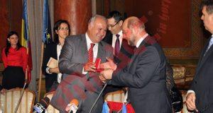 Martin Schulz, ambasadorul Târgu-Jiului la UNESCO