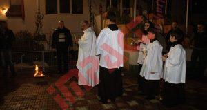 Gorjenii catolici au luat lumină!