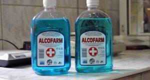 Contrabandă cu alcool etilic
