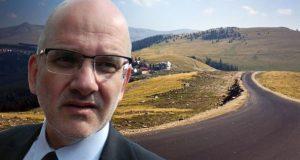 Şeful CNADR inspectează Transalpina