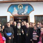 """Biserica """"Sfânta Cuvioasă Parascheva"""" din Parohia Poiana Seciuri"""