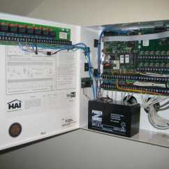 Wiring Diagram For Home Automation Electric Brake Basic Hai Blog