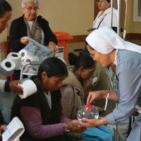 Cochabamba celebró la XXVII Jornada Munidal del Enfermo