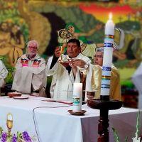 Edson Arauz Saavedra entró al Orden de los Diáconos
