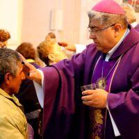 """""""Necesitamos conversión, para volver a Dios y a los hermanos"""" Mensaje de Cuaresma – Mons. Oscar Aparicio"""