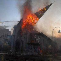Solidaridad con la Iglesia en Chile