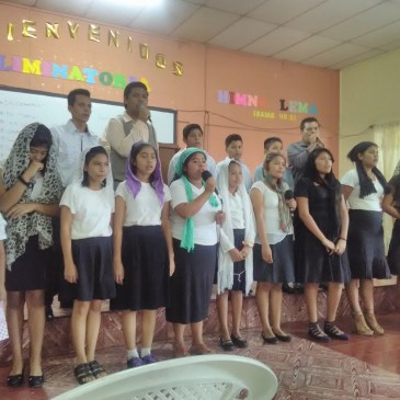 Selección de Himno Lema Dist #8