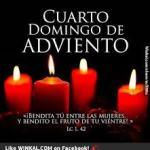 IV Domingo de Adviento – Año litúrgico 2017 – 2018 – (Ciclo B)
