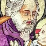 ¿Qué edad tenía José cuando nació Jesús?