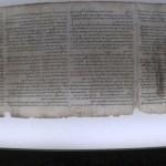 Manuscrito sobre el arca de Noé