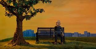 «Debajo del árbol». Un cortometraje sobre el miedo a envejecer y quedarnos solos