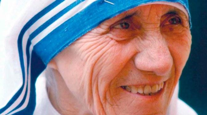Las Enseñanzas más importantes de la Madre Teresa