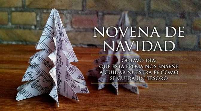 Octavo Día de la Novena de Navidad