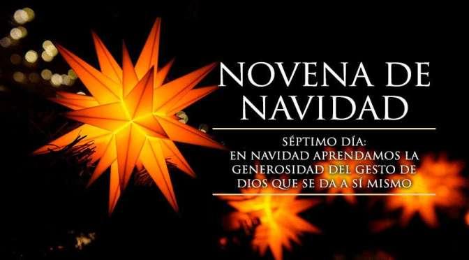 Séptimo Día de la Novena de Navidad