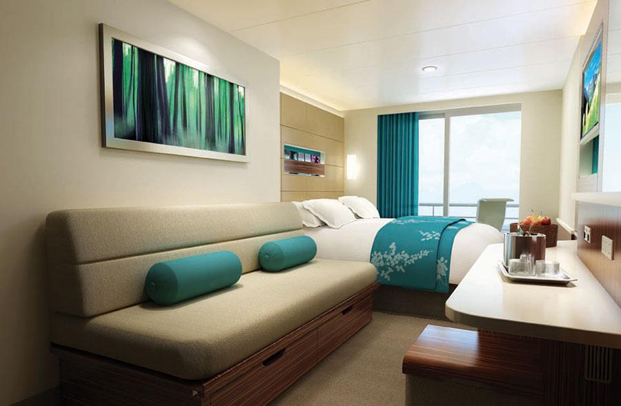 Norwegian Breakaway Balcony Room