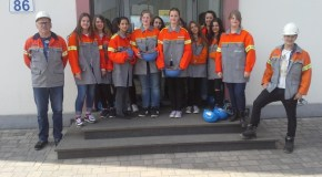 Der Girlsday 2015 bei DEW
