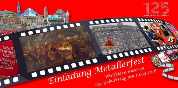 1 - Einladung 125 Jahre IG Metall