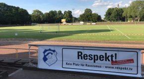 Respekt Cup – Kein Platz für Rassismus
