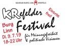 Festival für Meinungsfreiheit und politische Visionen am 9. Juli