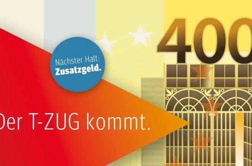 T-Zug B Metall- und Elektroindustrie – einsteigen und mitgestalten!