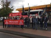 Foto Warnstreik Schlosserhandwerk 01.10.2019 in Emsdetten (5)