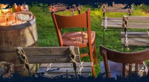 THEATER HINTENLINKS: Spektakel an der Gartenpforte