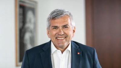 Jörg Hofmann | Erster Vorsitzender der IG Metall