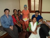 Halpu's Son after Surgery