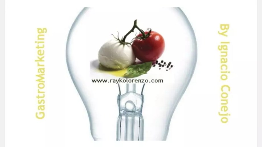 Charlando sobre Gastromarketing con Rayko Lorenzo Salpimentando el Marketing