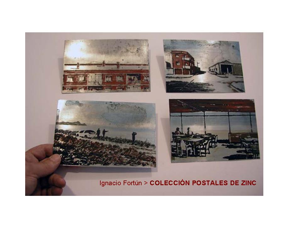 Postales de Zinc