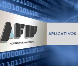 Aplicativos AFIP