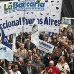 """La Bancaria advirtió que desde este jueves no podrá """"garantizar"""" la atención al público"""