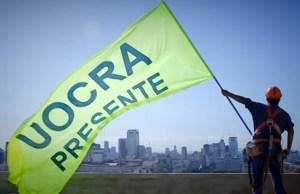 UOCRA Unión Obreros de la Construcción