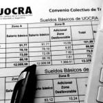 UOCRA liquidación de sueldos Agosto 2018