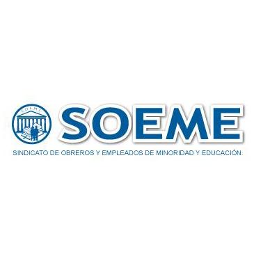 SOEME El Sindicato de Obreros y Empleados de la Educación y la Minoridad (SOEME) informa que ha arribado a un acuerdo salarial con la Cámara de Institutos de Enseñanza Privada (CADIEP).