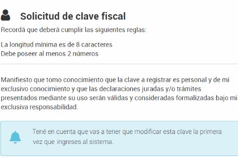 ¿Cómo solicito la CUIT digital y la clave fiscal?