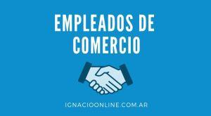 Empleados de Comercio Paritaria Firma del acuerdo salarial