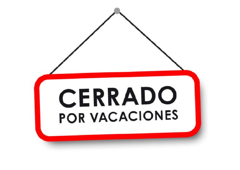 ¿Qué sucede cuando el empleador cierra el establecimiento por un tiempo mayor al de las vacaciones de su personal?