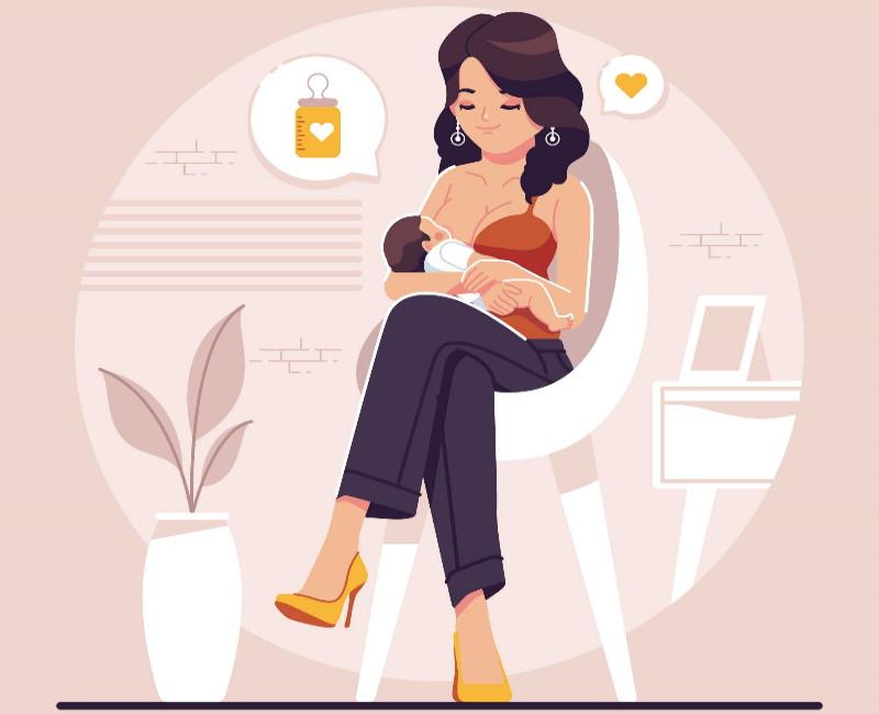 Lactancia materna en el trabajo