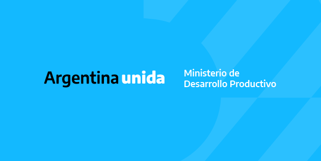 Ministerio de Desarrollo Productivo