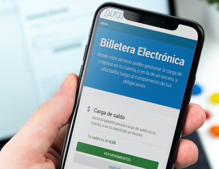 Billetera Electrónica AFIP