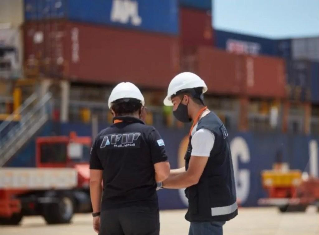 AFIP Aduana SIMI autorización importación exportación