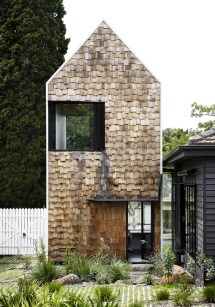 Small Tower House
