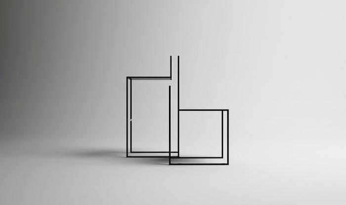 Minimal Chairs By NN Design Band  iGNANTcom